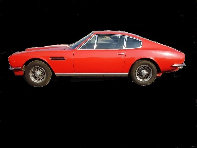 1970 aston martin dbs 67 72 vendre annonces voitures anciennes de. Black Bedroom Furniture Sets. Home Design Ideas