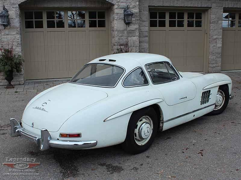 1955 mercedes benz 300sl gullwing for sale classic car. Black Bedroom Furniture Sets. Home Design Ideas