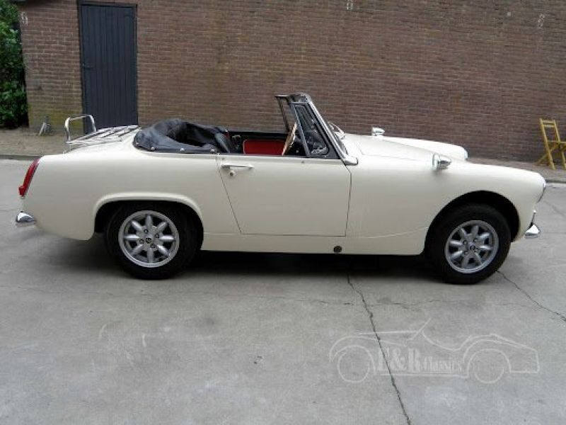 1967 austin healey sprite mk iv vendre annonces. Black Bedroom Furniture Sets. Home Design Ideas