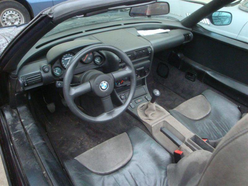 1990 bmw z1 vendre annonces voitures anciennes de. Black Bedroom Furniture Sets. Home Design Ideas