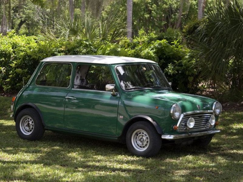 1972 austin mini for sale classic car ad from. Black Bedroom Furniture Sets. Home Design Ideas