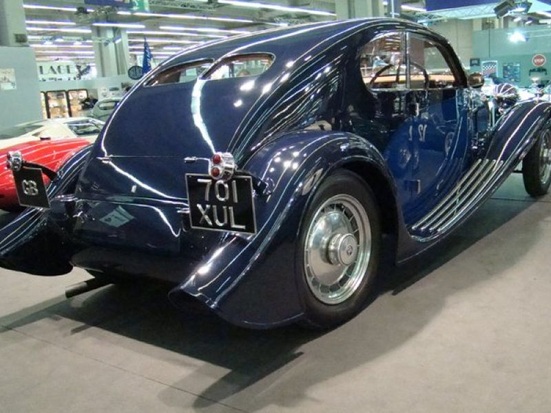 Jaguar Cars For Sale >> 1931 Bugatti Type 46 for sale - Classic car ad from ...