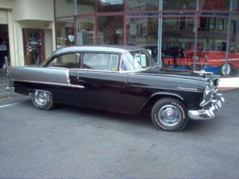 1955 Chevrolet Other Models For Sale Classic Car Ad From