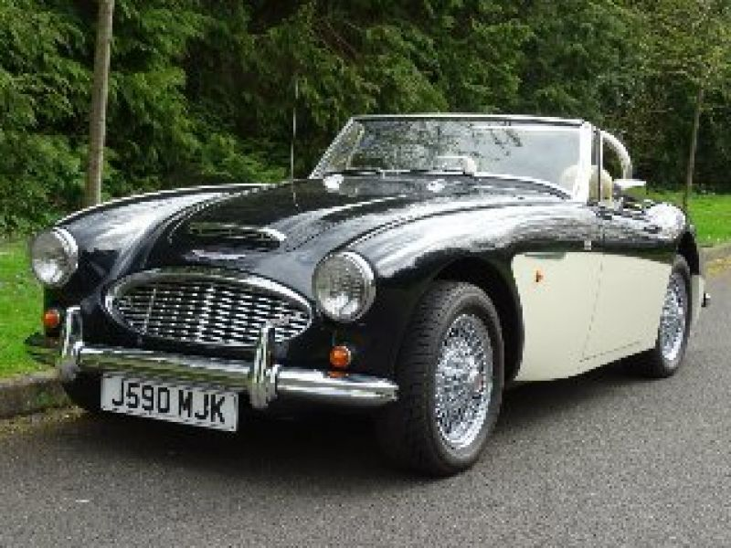 2006 austin healey other models vendre annonces voitures anciennes de. Black Bedroom Furniture Sets. Home Design Ideas