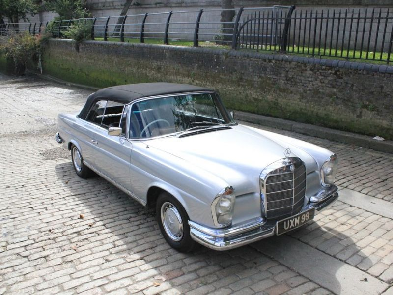 1965 mercedes benz 220se for sale classic car ad from for 1965 mercedes benz 220se for sale