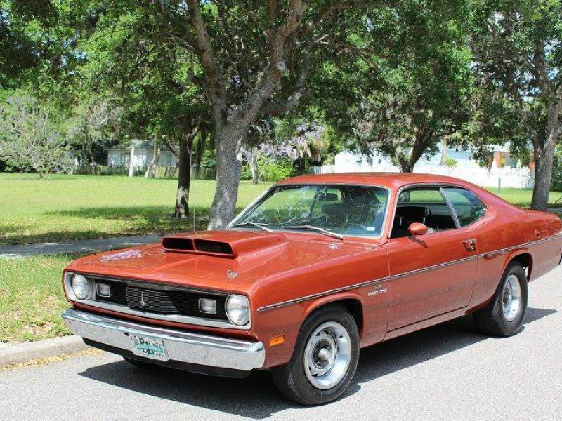 1970 plymouth duster for sale classic car ad from. Black Bedroom Furniture Sets. Home Design Ideas