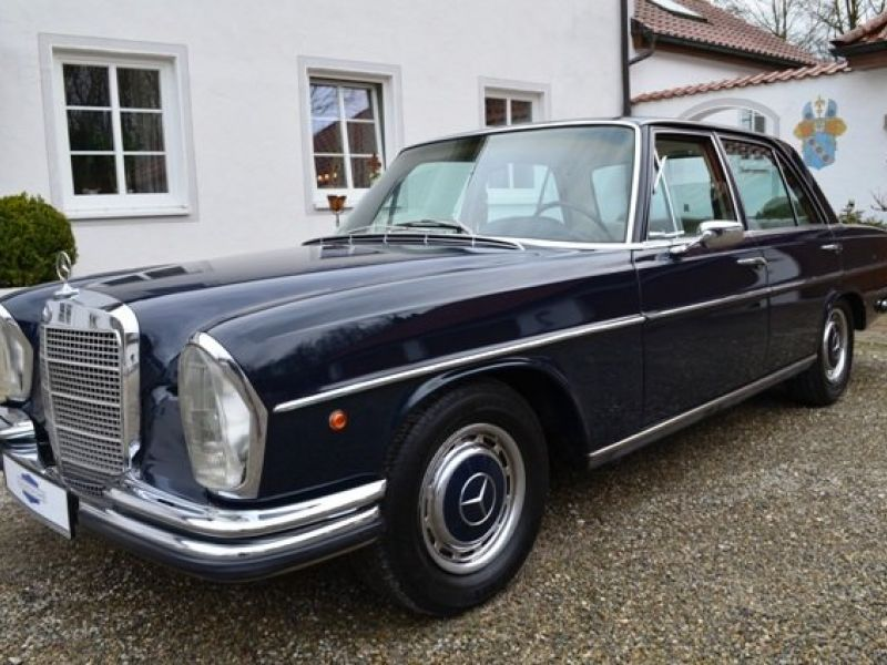 1972 Mercedes Benz 280se For Sale Classic Car Ad From