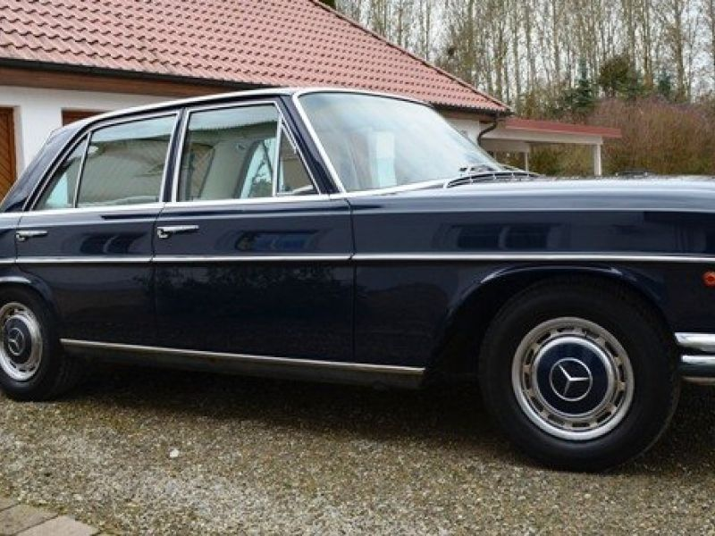 1972 mercedes benz 280se for sale classic car ad from for Mercedes benz 1972