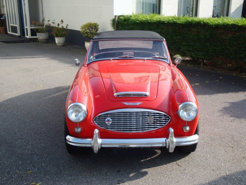 1959 austin healey 3000 mk i vendre annonces voitures. Black Bedroom Furniture Sets. Home Design Ideas