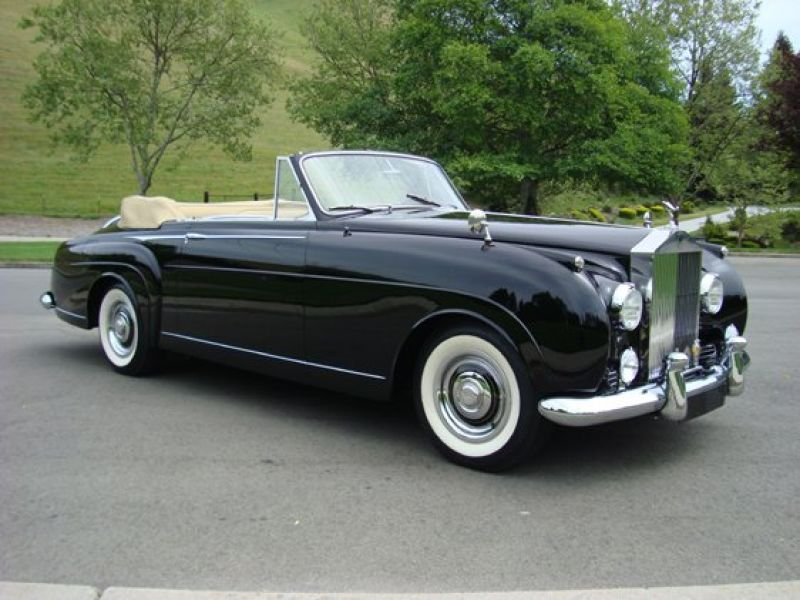 1957 Rolls Royce Silver Cloud I For Sale Classic Car Ad