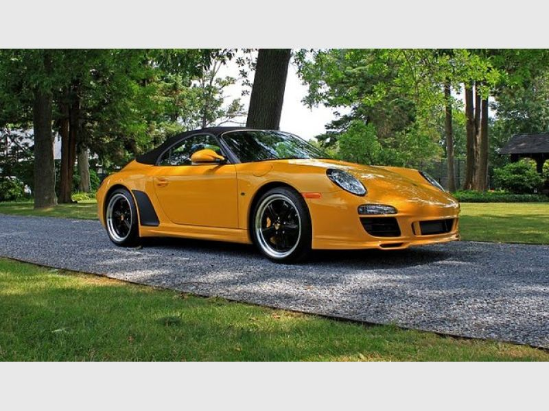 2011 Porsche 911 Speedster For Sale 2011 Porsche 911