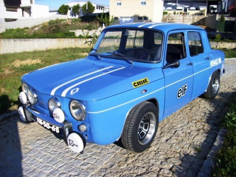 1970 renault 8 gordini vendre annonces voitures. Black Bedroom Furniture Sets. Home Design Ideas