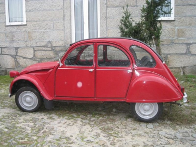 1984 citroen 2cv for sale