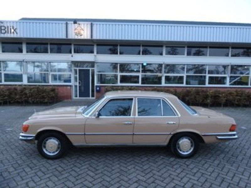 1978 Mercedes Benz 280se For Sale Classic Car Ad From