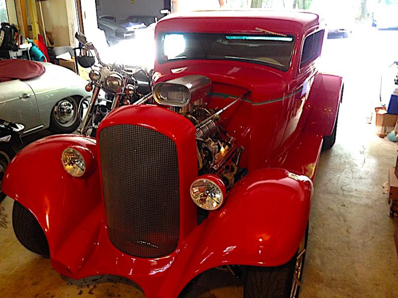 1932 Street Rod Parts : Plymouth street rod for sale classic car ad from