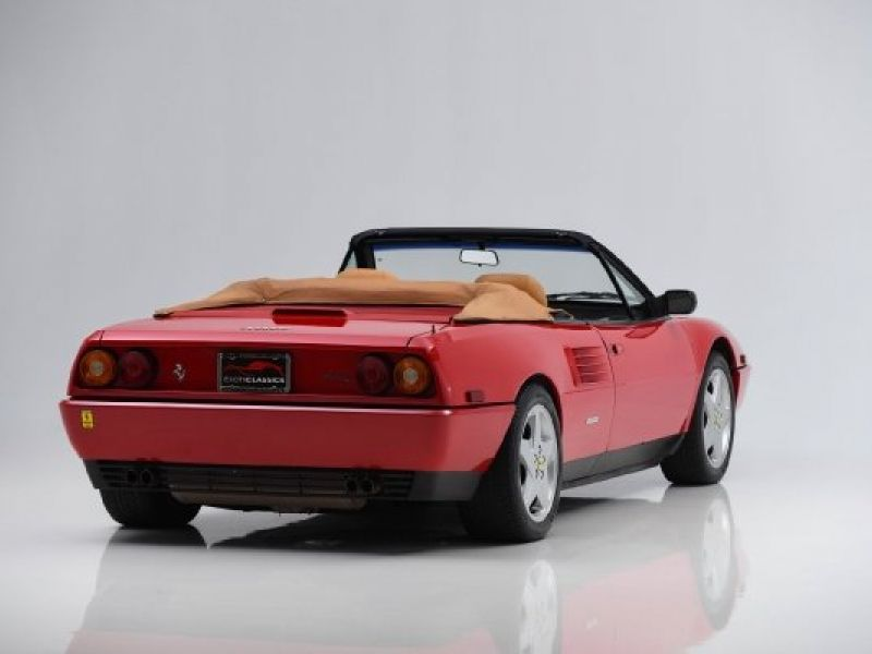 1992 ferrari mondial t for sale classic car ad from. Black Bedroom Furniture Sets. Home Design Ideas