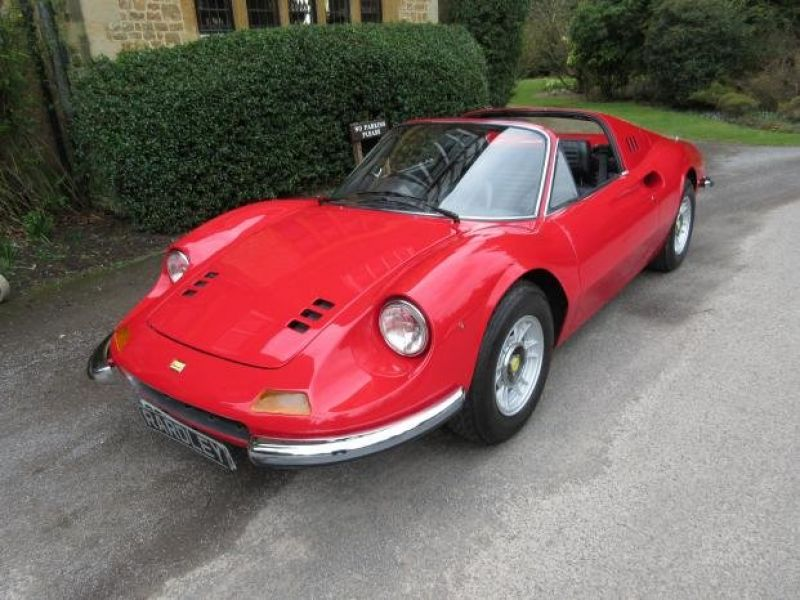 1973 ferrari 246 gts dino vendre annonces voitures anciennes de. Black Bedroom Furniture Sets. Home Design Ideas