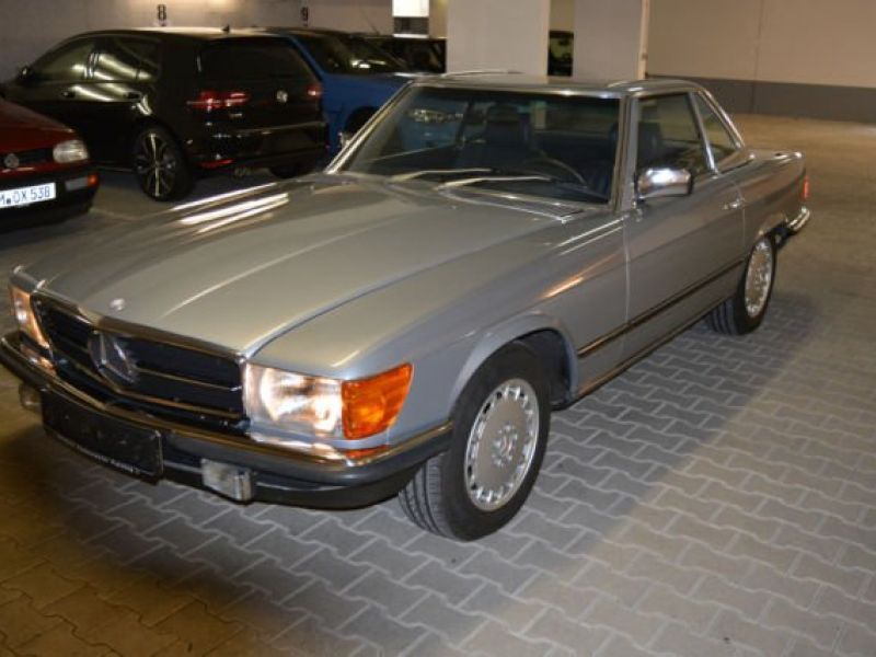 1983 mercedes benz 380 sl for sale classic car ad from for Mercedes benz 380 sl