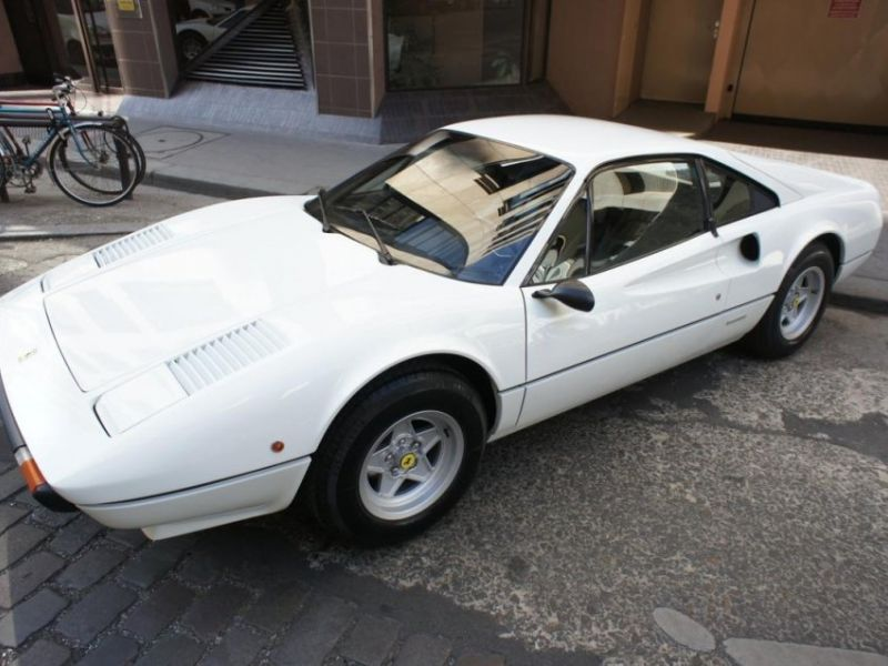 1979 ferrari 308 gtb vendre annonces voitures. Black Bedroom Furniture Sets. Home Design Ideas