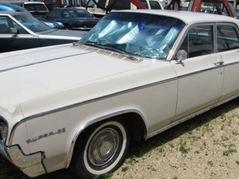 Accident Cars For Sale In Denmark: 1964 Oldsmobile Super 88 For Sale