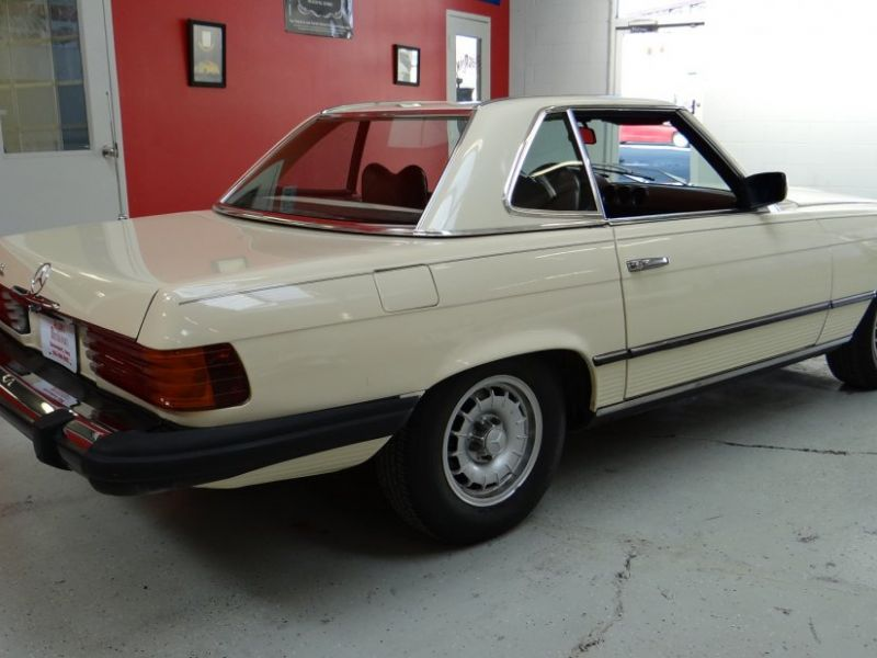 1979 mercedes benz 450sl for sale classic car ad from for Mercedes benz 450sl for sale