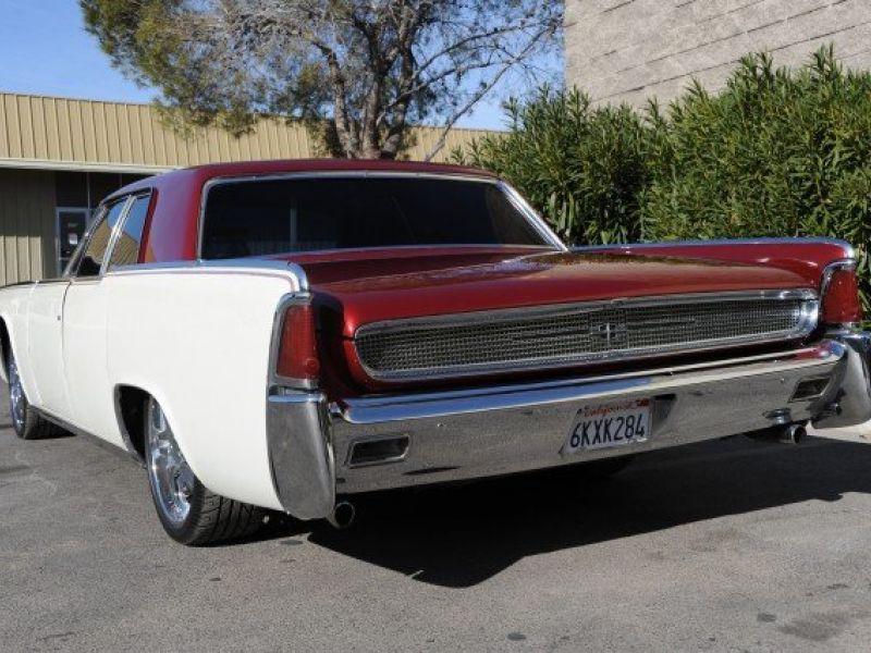1961 lincoln continental vendre annonces voitures anciennes de collection. Black Bedroom Furniture Sets. Home Design Ideas