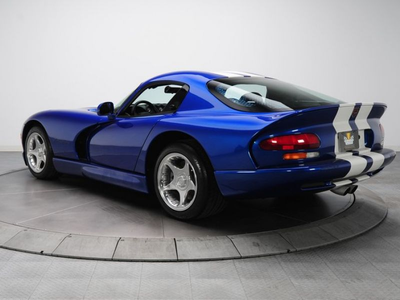 1996 dodge viper gts for sale classic car ad from. Black Bedroom Furniture Sets. Home Design Ideas