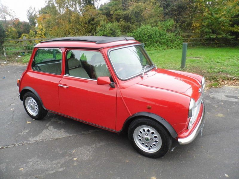 2000 Mini Clubman Estate For Sale Classic Car Ad From