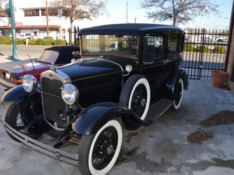 1930 ford model a tudor sedan for sale classic car ad from. Black Bedroom Furniture Sets. Home Design Ideas