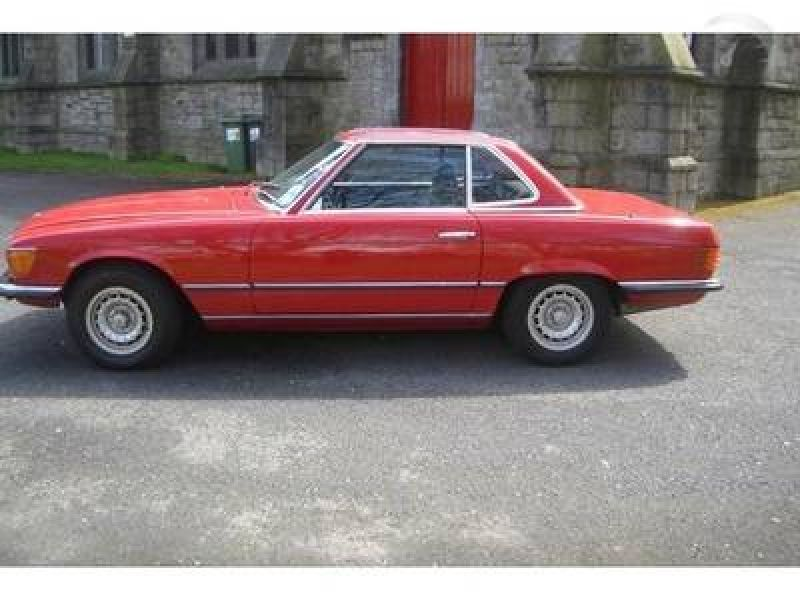 1980 mercedes benz 350sl for sale classic car ad from for Mercedes benz 350sl for sale