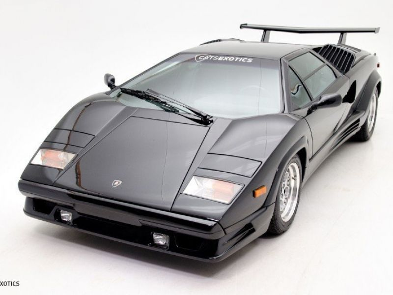 1989 lamborghini countach for sale classic car ad from. Black Bedroom Furniture Sets. Home Design Ideas