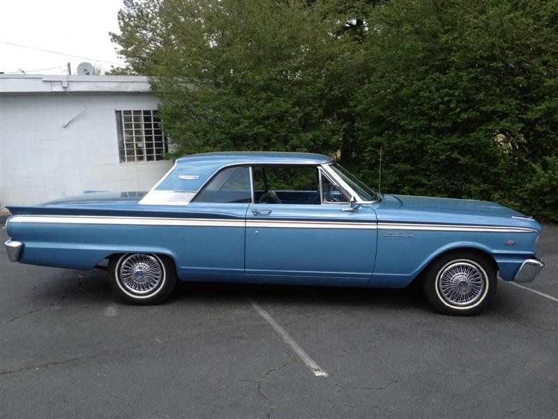 1963 Ford Fairlane 500 For Sale Classic Car Ad From