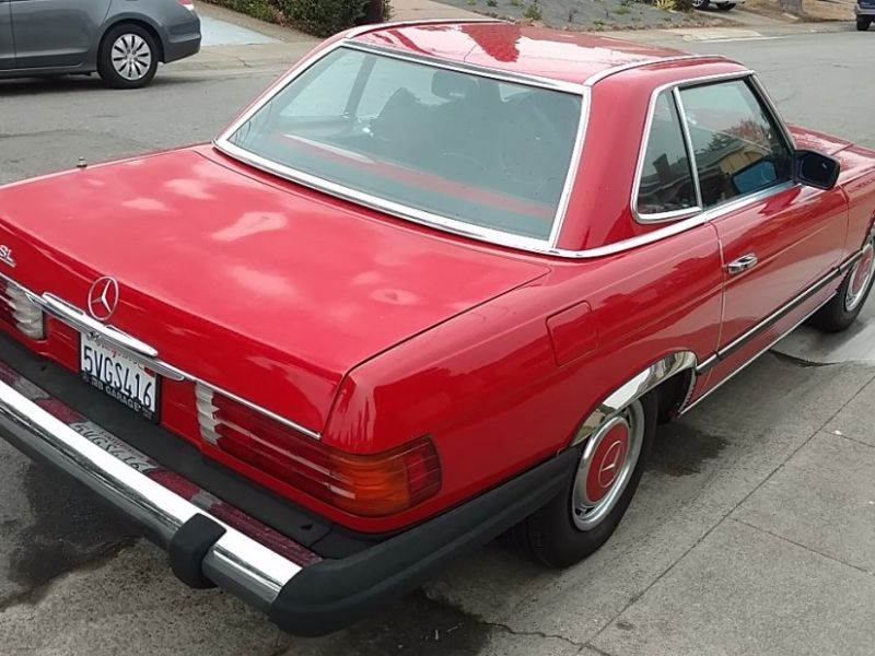 1976 mercedes benz 450sl for sale classic car ad from for 1976 mercedes benz for sale