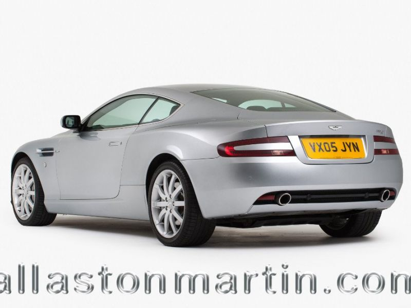 2005 aston martin db9 for sale classic car ad from. Black Bedroom Furniture Sets. Home Design Ideas