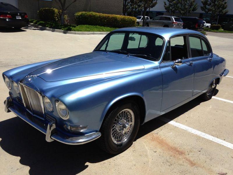 1967 jaguar 420 vendre annonces voitures anciennes de. Black Bedroom Furniture Sets. Home Design Ideas