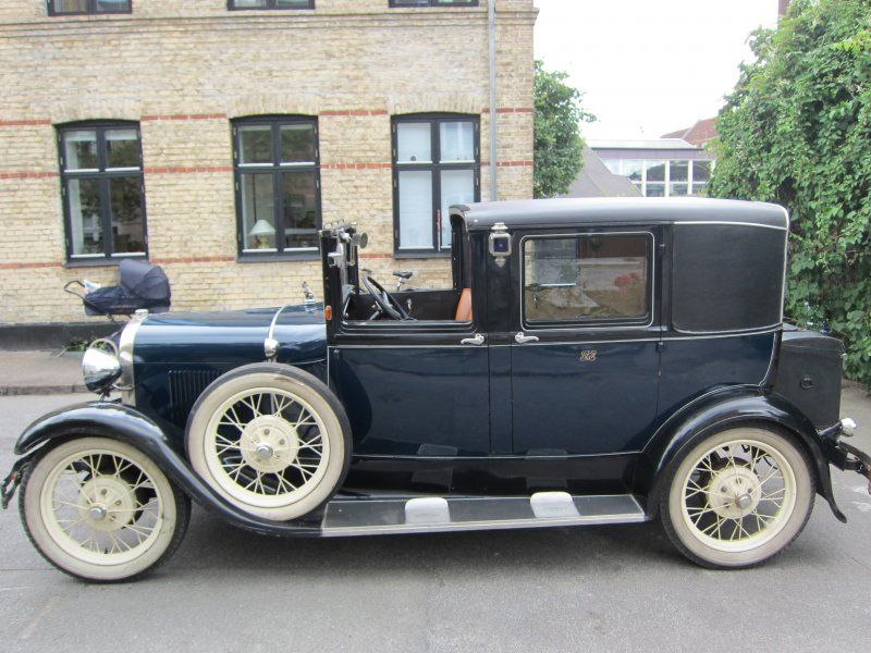 1931 Ford Model A Town Car for sale - Classic car ad from ...