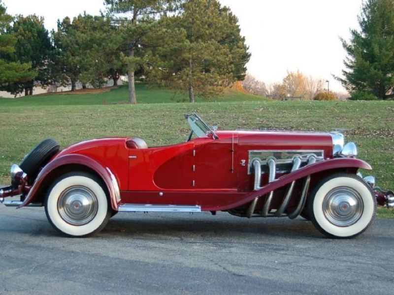 1935 Duesenberg Model J For Sale Classic Car Ad From Collectioncar Com