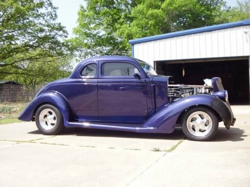 1936 plymouth 5 window coupe till salu annons f r