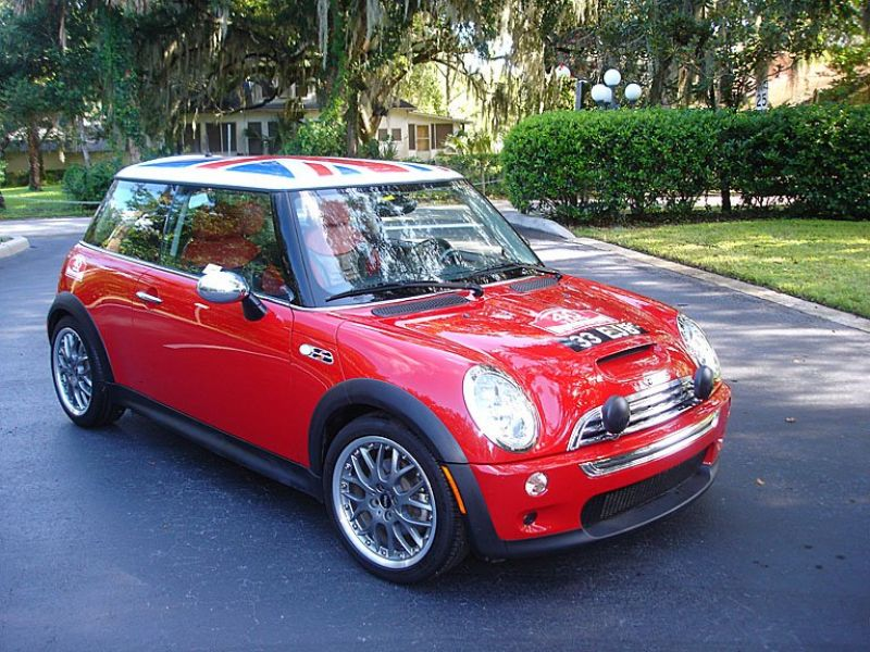 2004 mini cooper for sale classic car ad from. Black Bedroom Furniture Sets. Home Design Ideas