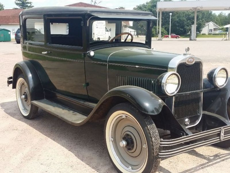 1928 chevrolet coupe for sale classic car ad from for 1928 chevrolet 2 door coupe