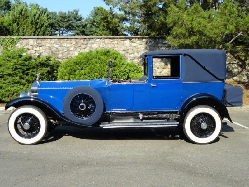 1925 rolls royce phantom i for sale classic car ad from. Black Bedroom Furniture Sets. Home Design Ideas