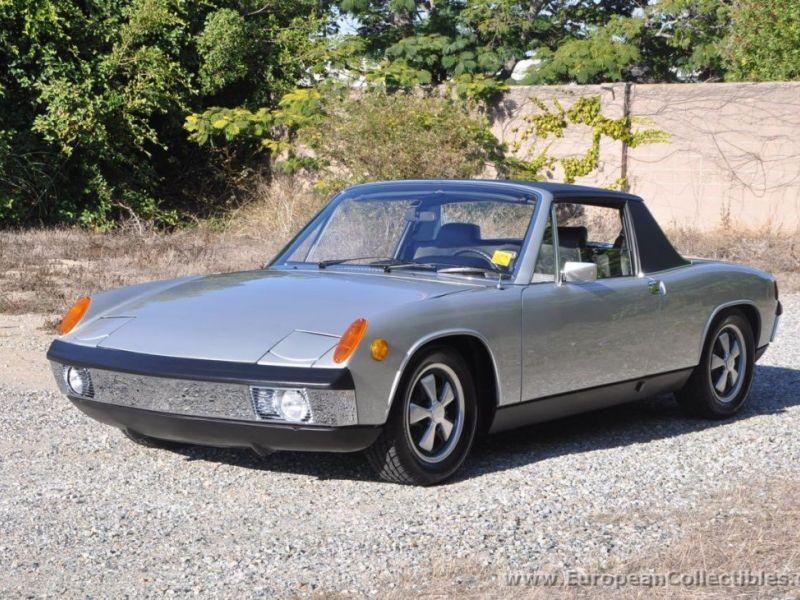 1971 porsche 914 6 vendre annonces voitures anciennes. Black Bedroom Furniture Sets. Home Design Ideas