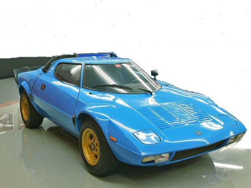 1976 lancia stratos vendre annonces voitures anciennes de. Black Bedroom Furniture Sets. Home Design Ideas