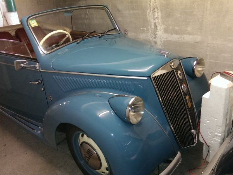 1945 Lancia Ardea for sale - Classic car ad from CollectionCar.com.