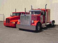 Mini Peterbilt & KW Haulers