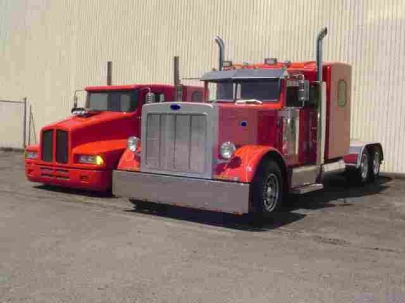 kenworth pickup conversion kit - 640×480