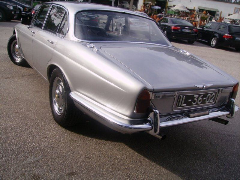 1969 Jaguar XJ6 for sale - Classic car ad from ...