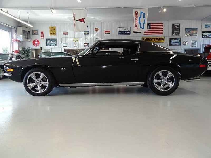 1971 chevrolet camaro ss vendre annonces voitures anciennes de. Black Bedroom Furniture Sets. Home Design Ideas