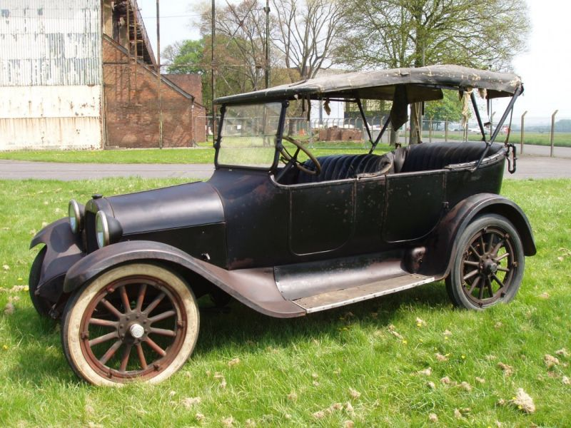 1920 Dodge Brothers Touring Car for sale - Classic car ad from ...