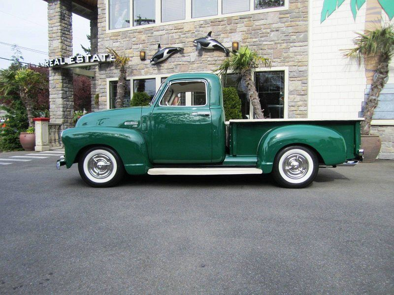 Amazoncom 1950 1951 Chevy Truck 11 X 17 Color Wiring